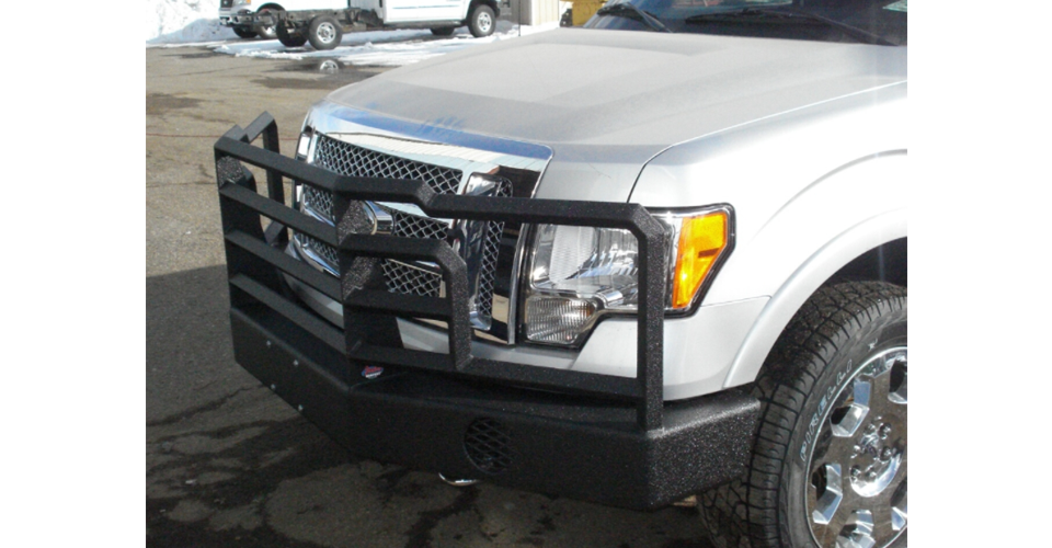light truck bumper