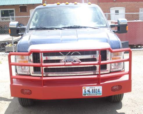 Ford-Front-red