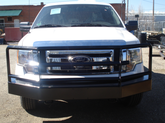 Ford-front-black
