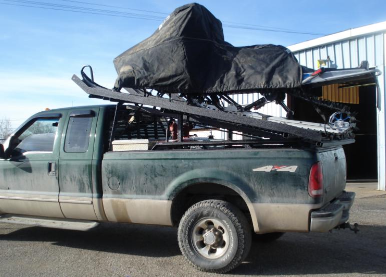 Snow-mobile-rack-loaded