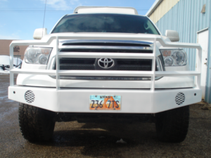 Custom Bumper by Jacks Bumpers
