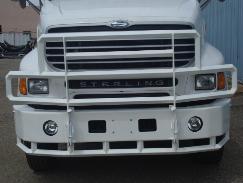Sterling rig bumper