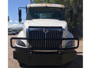 bumper International Pro Star Truck