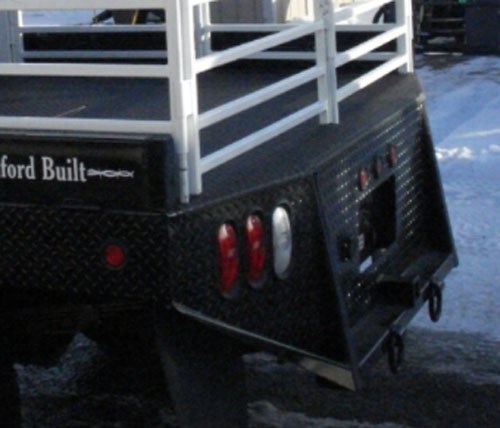 custom tail lights