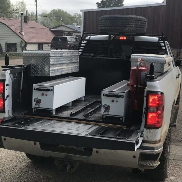 custom welding truck flatbed